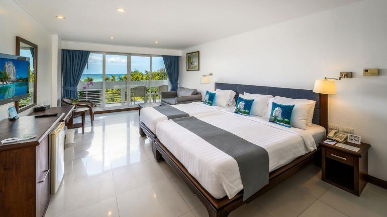 Deluxe Room at Andaman Beach Suites